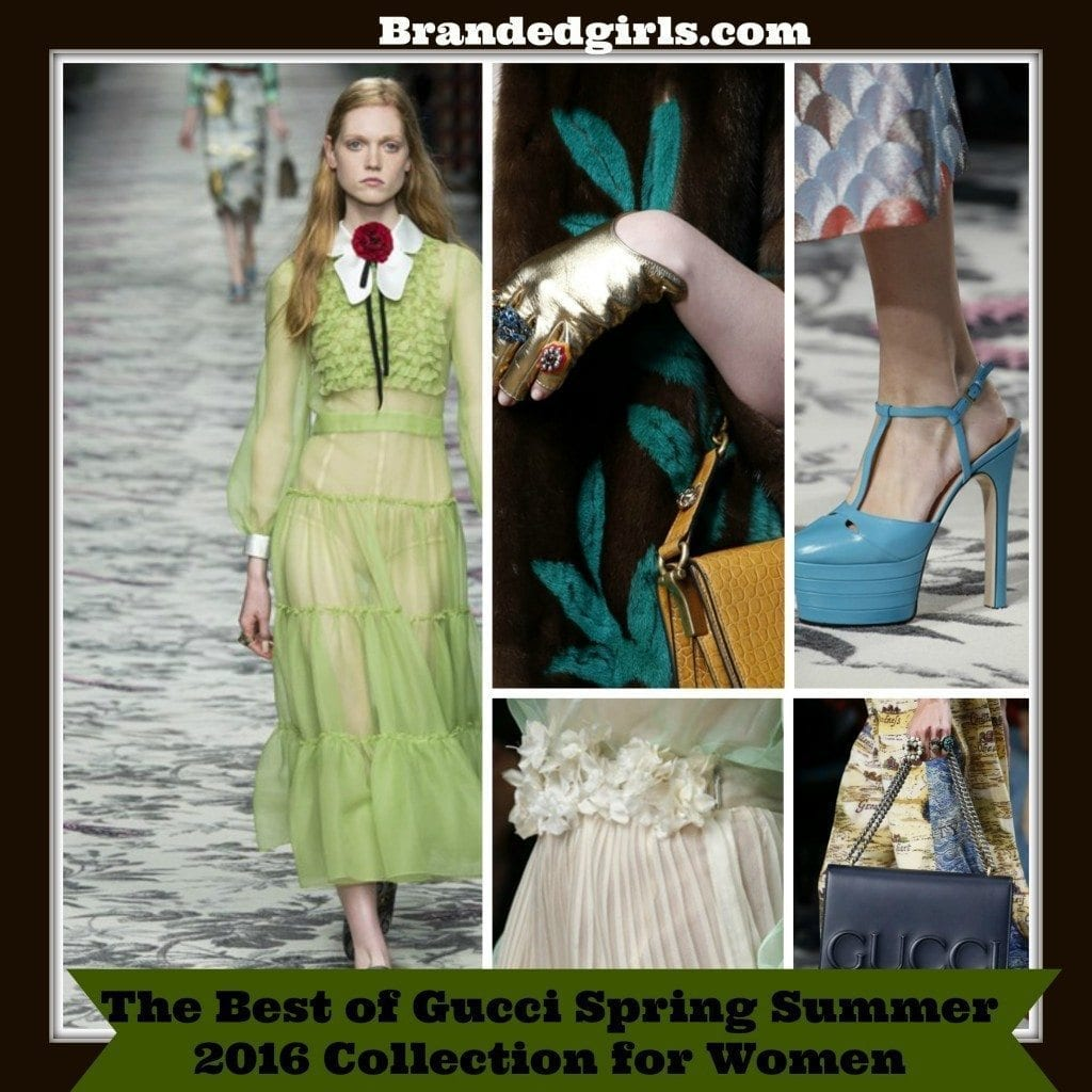 gucci-2016-1024x1024 Best of Gucci Spring/Summer 2016 Collection for Women
