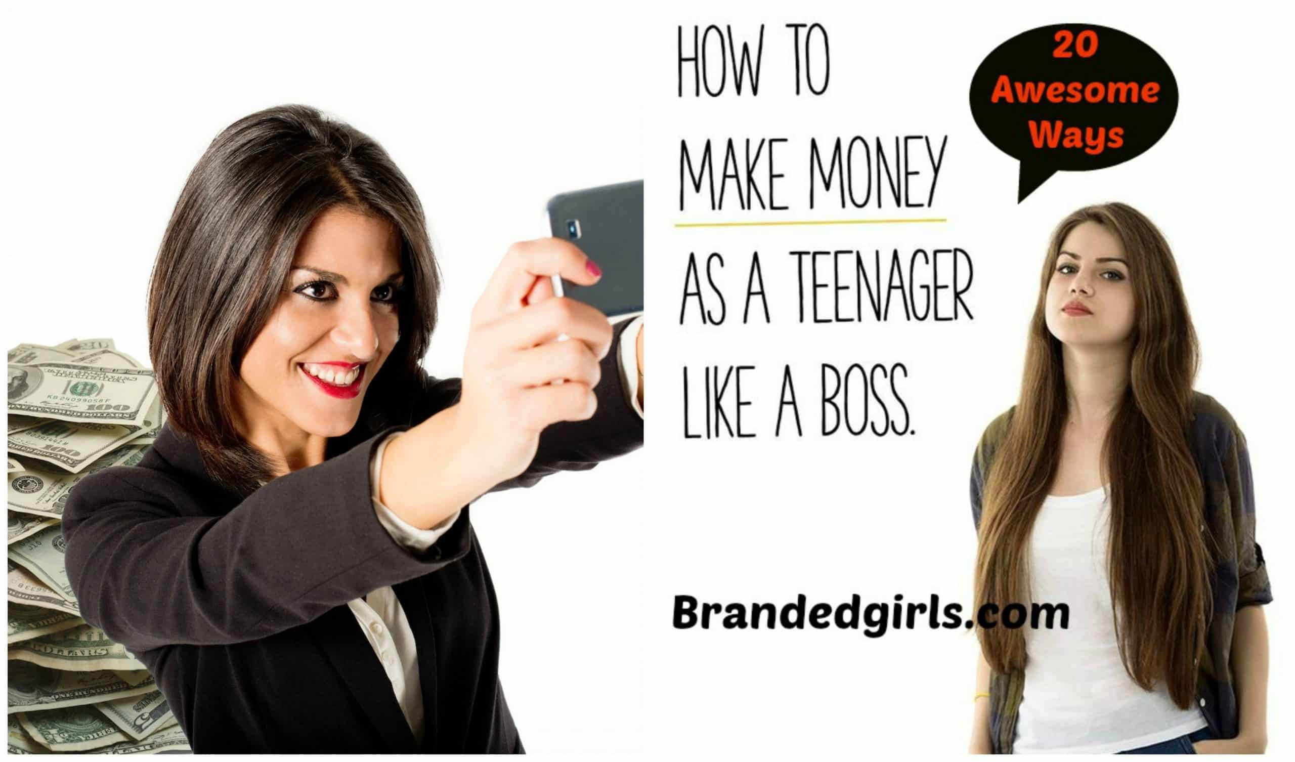 life style branded girls best jobs for teenagers 20 ways to make money for teens