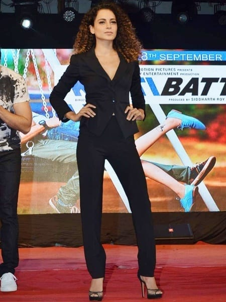 pantsuit_idiva Kangna Ranaut Outfits – 30 Best Dressing Styles of Kangna