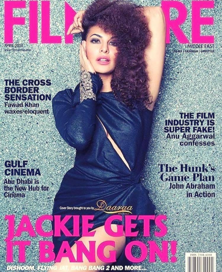 Best hairstyles of Jacqueline Fernandez (2)