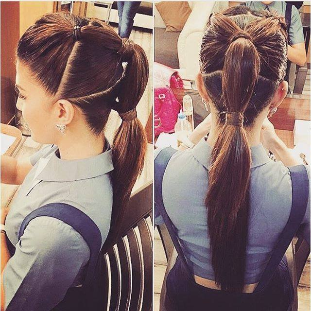Best hairstyles of Jacqueline Fernandez (1)