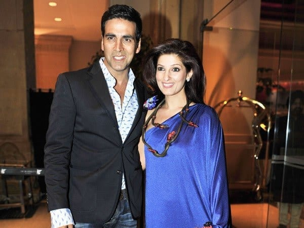 akshay_kumar_twinkle_khanna The Best and Cutest Bollywood Real Life Couples who Married