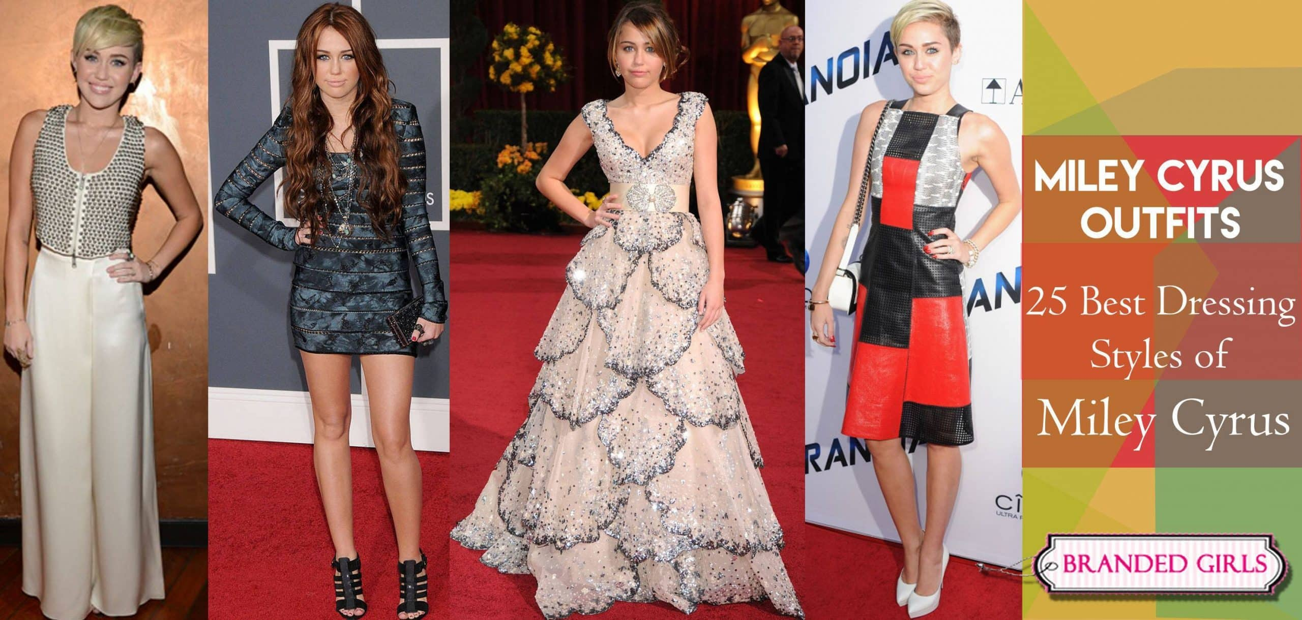 miley cyrus outfits you'll love