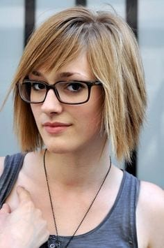 74b574fd7761cbdddb7986b723a1d53d Cute Nerd Hairstyles For Girls-19 Hairstyles For Nerdy Look