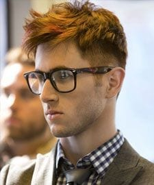 8b8468126d90b3db96616cc288dd7f75 Cute Nerd Hairstyles for Boys - 18 Hairstyles For Nerdy Look