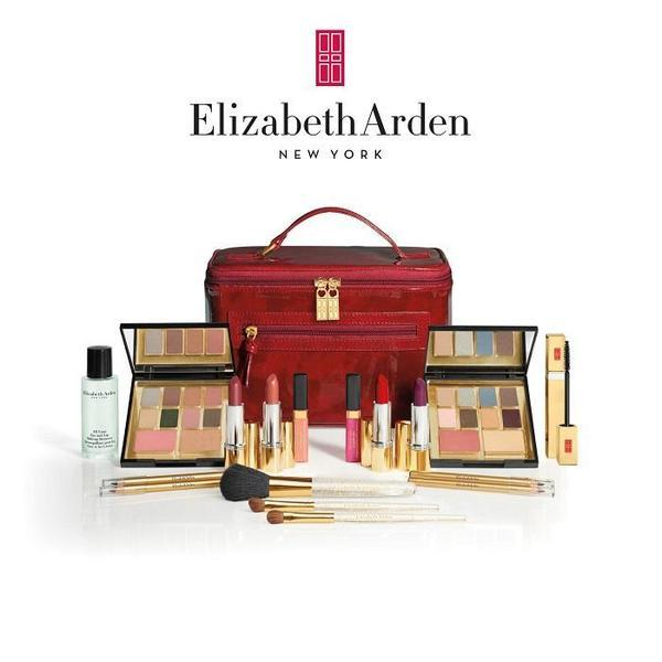 Enabalista-x-Elizabeth-Arden-All-Day-Chic-Holiday-Color-Collection-Make-Up-Set-Giveaway Top Makeup Brands – List of 15 Most Popular Cosmetics Brands 2017