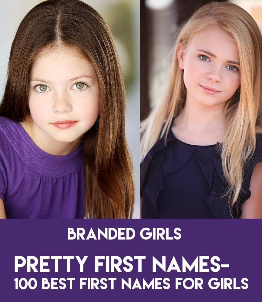Pretty First Names List Of 100 Best For Girls