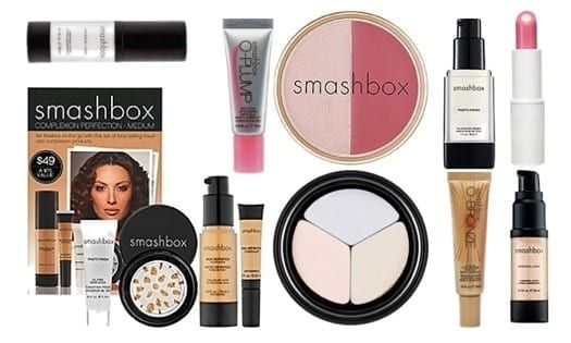 smashbox Top Makeup Brands – List of 15 Most Popular Cosmetics Brands 2017