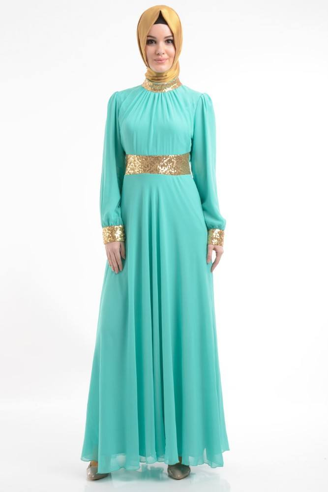 1.-turkish-women-abaya-styles-with-hijab 15 New Abaya Styles for Teenage Girls For Modest Look