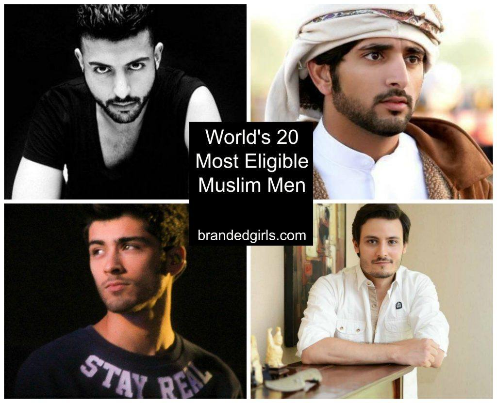 PicMonkey-Collage-1024x832 20 Most Eligible Muslim Bachelors in World|Rich and Charming