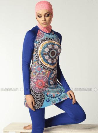 latest trends of swimwear for Muslim women (27)