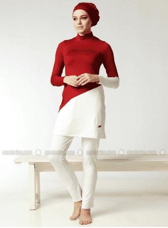 latest trends of swimwear for Muslim women (25)