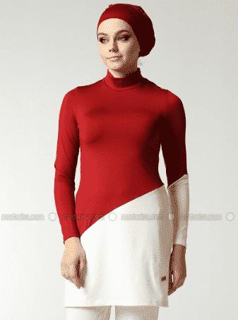 latest trends of swimwear for Muslim women (24)