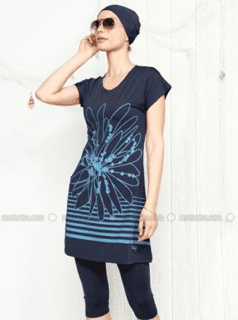 latest trends of swimwear for Muslim women (20)