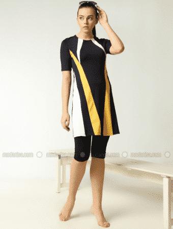 latest trends of swimwear for Muslim women (17)