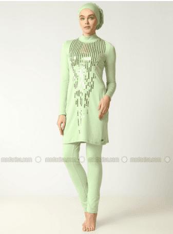 latest trends of swimwear for Muslim women (15)