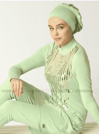 latest trends of swimwear for Muslim women (14)