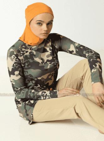 latest trends of swimwear for Muslim women (12)