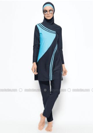 latest trends of swimwear for Muslim women (8)