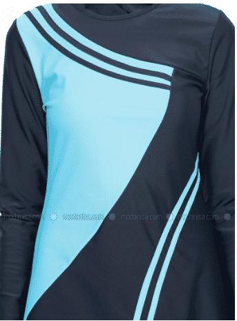 latest trends of swimwear for Muslim women (7)