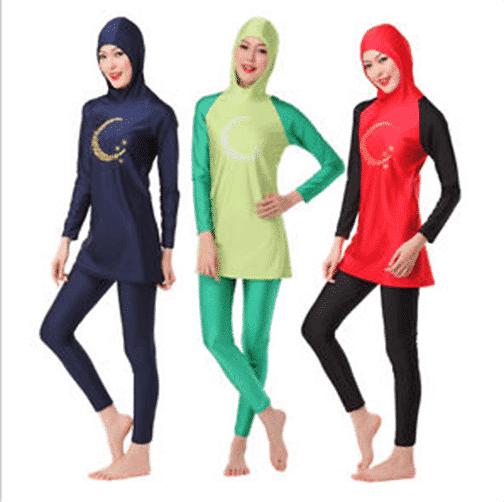 latest trends of swimwear for Muslim women (6)