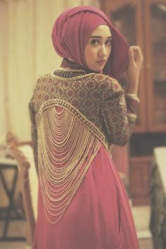 newest trends in Indonesia's hijab fashion (10)