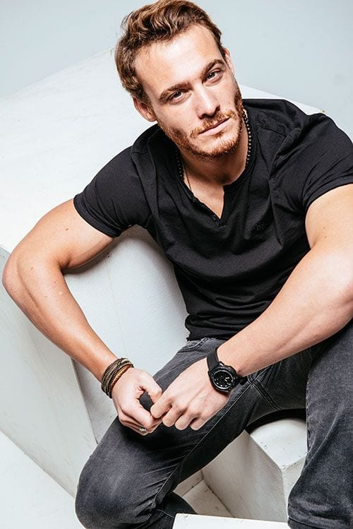 kerem-bursin 20 Most Eligible Muslim Bachelors in World|Rich and Charming