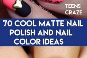 matte-nail-polish-ideas