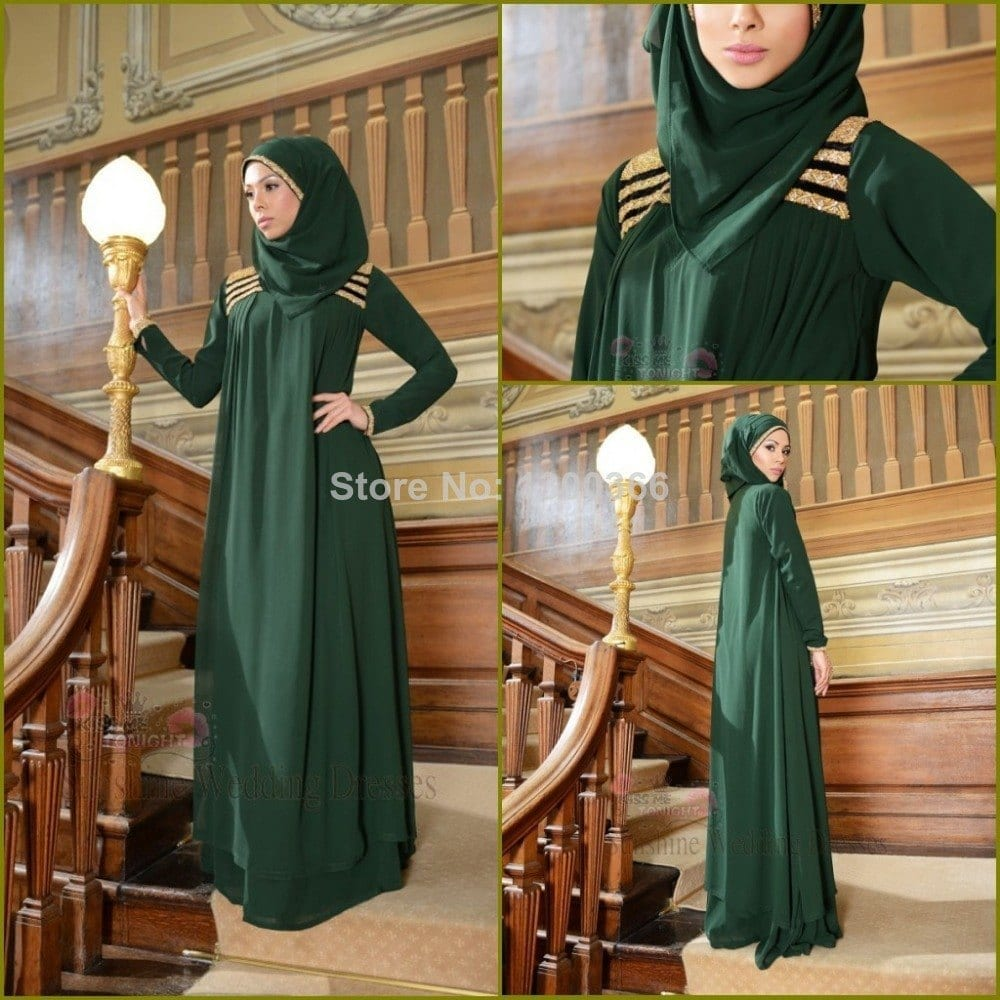newstyle-for-girls 15 New Abaya Styles for Teenage Girls For Modest Look