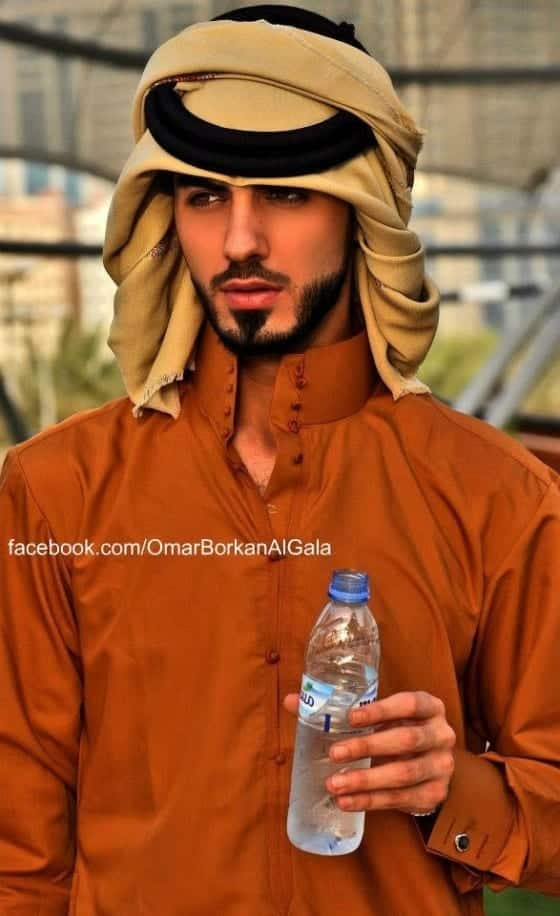 omar-borkan-al-gala 20 Most Eligible Muslim Bachelors in World|Rich and Charming
