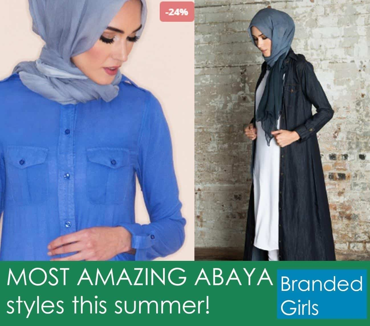 polyvore-sample-7 Summer Abaya Collection-15 Abaya Designs to Stay Cool in Summers