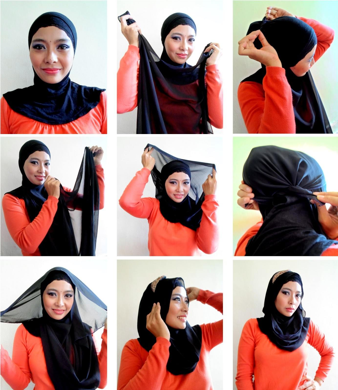 sassy-pashmina Pashmina Hijab Styles-18 Ways to Wear Hijab With Pashmina