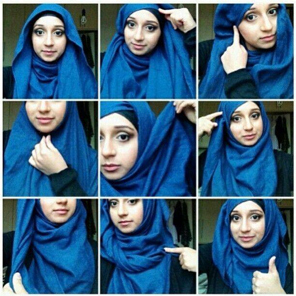shawl-winter-pash Pashmina Hijab Styles-18 Ways to Wear Hijab With Pashmina