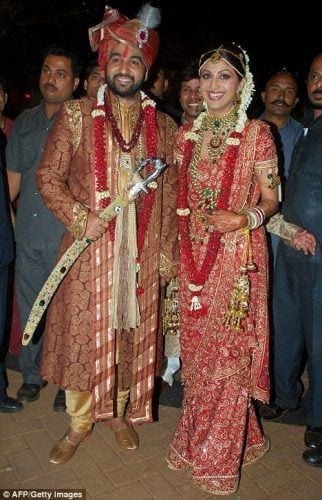shipa's wedding