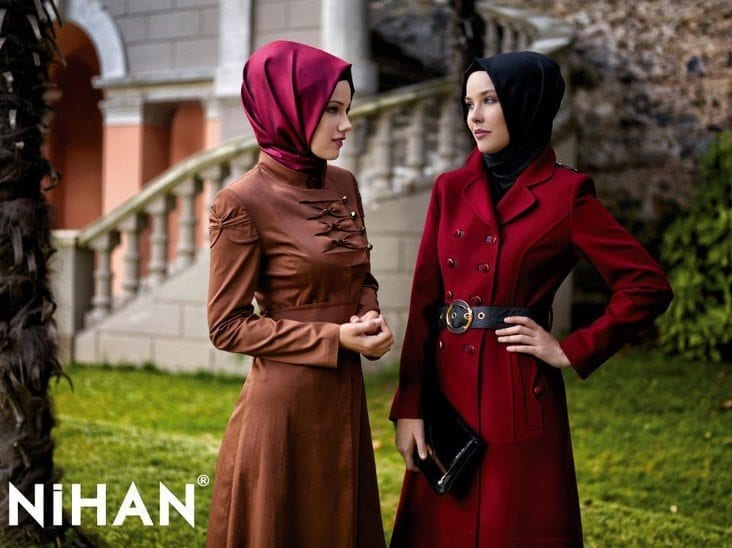 winterstyle 15 New Abaya Styles for Teenage Girls For Modest Look