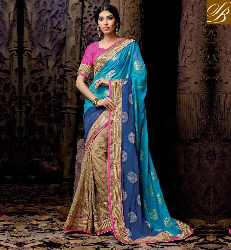 latest indian wedding sarees - photo #43