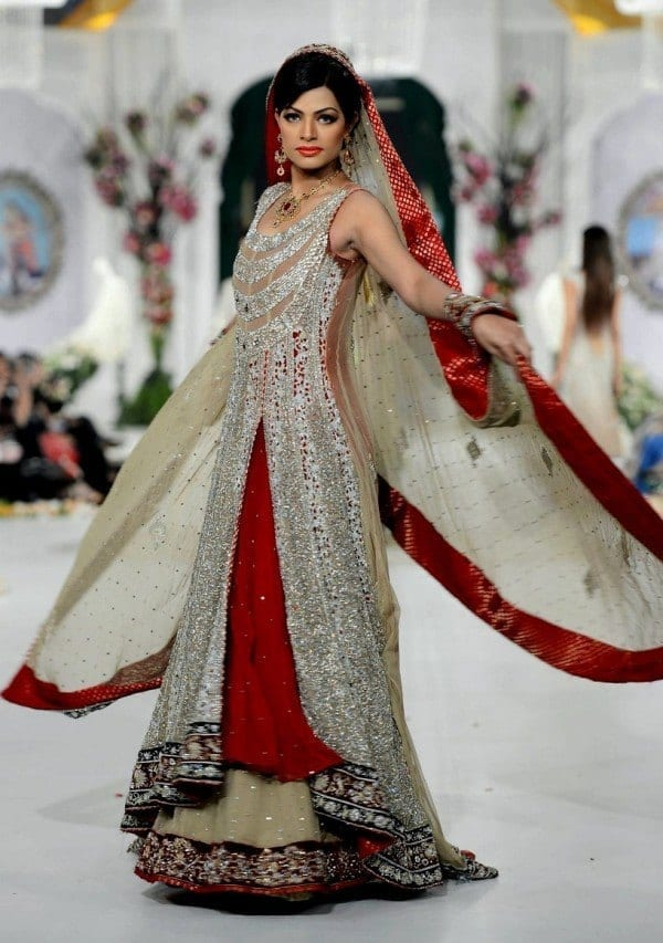 best designs for bridal indian gowns (2)