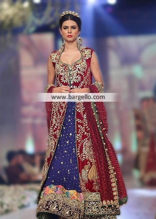 4766-l-tabassum-mughal-bridal-gown-wedding-walima-pbcw-2014 Latest Bridal Gowns - 20 Most Perfect Bridal Gowns this Year