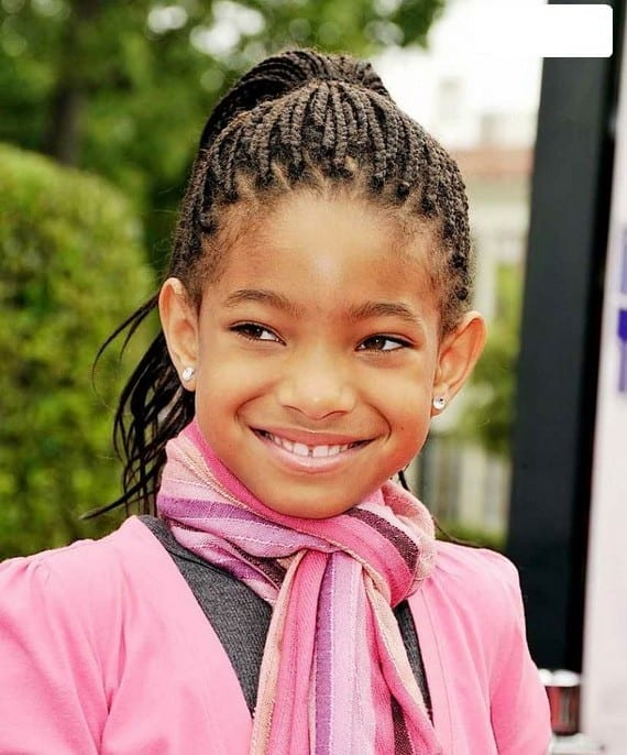 African-American-Hairstyles-for-girls-_13 50 Cutest Pictures of African Girls of All Ages