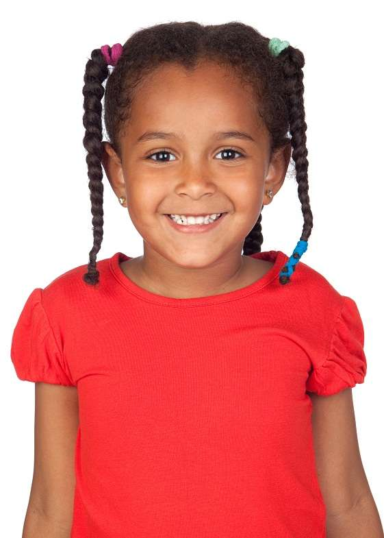 African-American-little-girls-hairstyle 50 Cutest Pictures of African Girls of All Ages