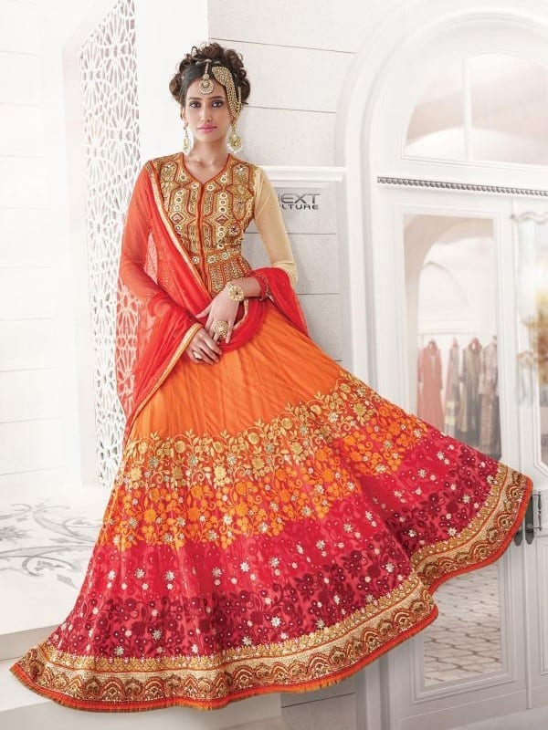 Best bridal lehengas to try this year (13)