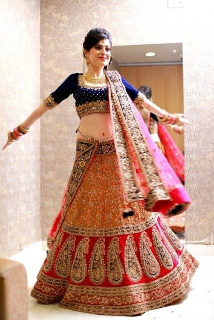 Best bridal lehengas to try this year (12)