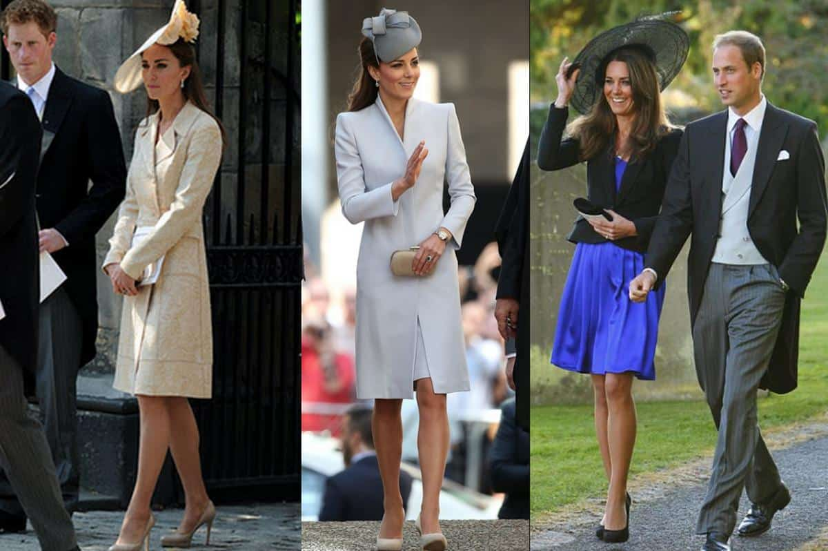 20 Times Kate Middleton Recycled Her Wardrobe