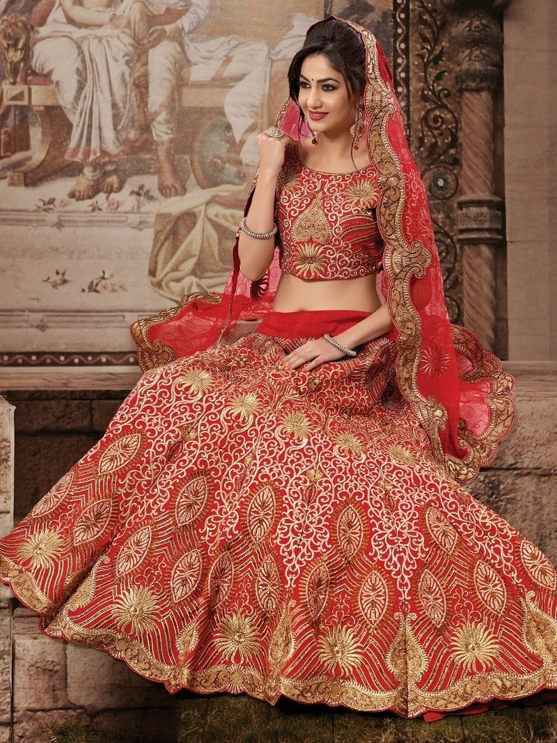 20 Latest Bridal Lehenga Designs And Styles To Try This Year
