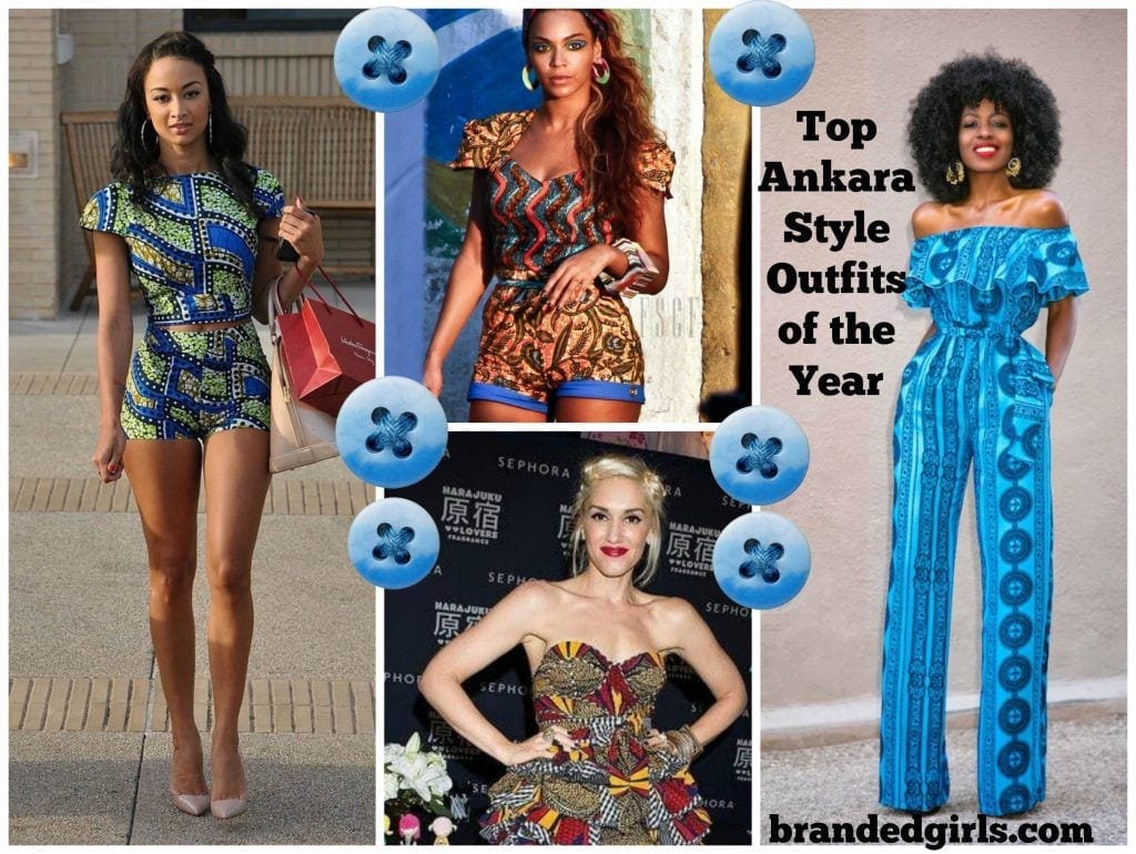 Top 20 Ankara Styles Outfits For Ladies To Follow In 2017