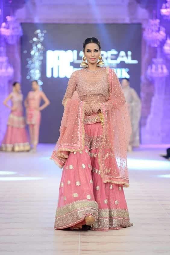 Weddig-bridal-Sharara-Designs-2016-karma Bridal Sharara Designs-20 News Designs and Styles to Try
