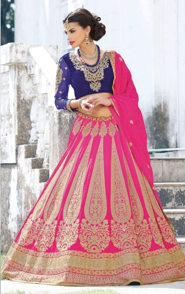 Best bridal lehengas to try this year (18)