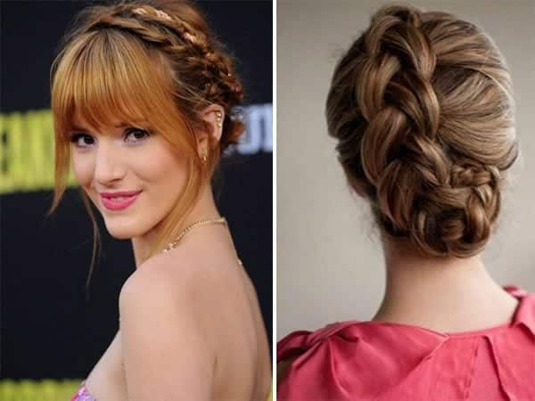 best-updo-ideas-for-sknny-girls Skinny Girl Hair Looks - 25 Best Hairstyles for Skinny Girls