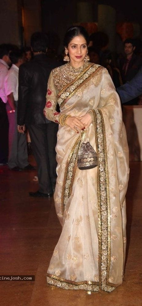 celeb-style 20 Best Sarees for the Mothers of The Bride this Year 2016