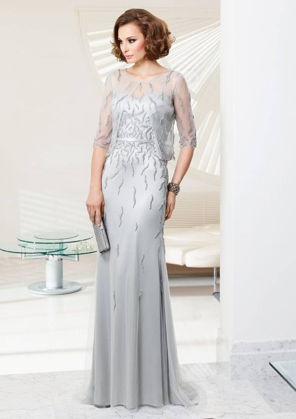 dress-1 Outfits for Brides Mothers-20 Latest Mother of the Bride Dresses